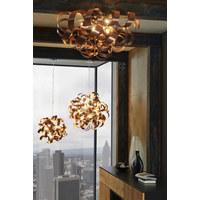 LED STROPNÍ SVÍTIDLO - měděné barvy/barvy chromu, Lifestyle, kov (70/40cm) - Ambiente