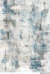 VINTAGE-TEPPICH Atlantis  - Blau/Weiß, Design, Textil (160/230cm) - Novel