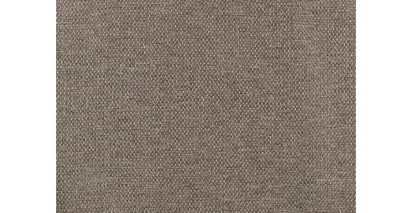 HOCKER in Textil Beige, Braun - Beige/Schwarz, Design, Kunststoff/Textil (155/47/78cm) - Hom`in