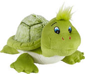 PLÜSCHTIER Schildkröte  - Grün, Basics, Textil (31cm) - My Baby Lou
