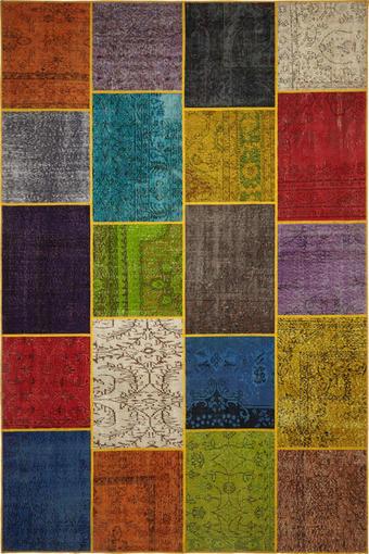 ORIJENTALNI TEPIH - višebojno, Lifestyle, tekstil (120/180cm) - ESPOSA