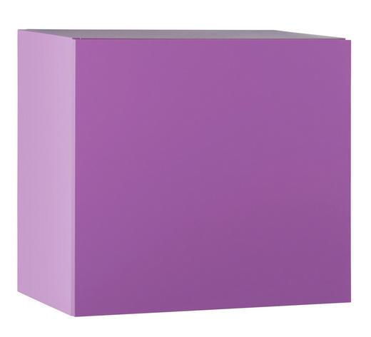 HÄNGEWÜRFEL Lila - Lila, Design (57/51/31cm) - Xora