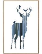 BILD - Multicolor, KONVENTIONELL, Holzwerkstoff (30/20/2cm) - Reinders Next