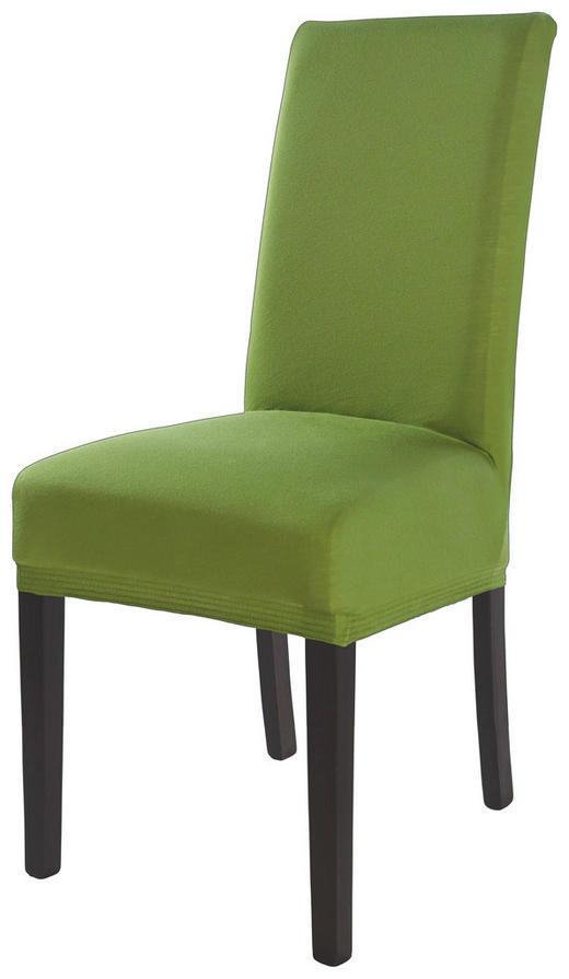 STUHLHUSSE Grün - Grün, Design, Textil (40/45/65cm) - Esposa