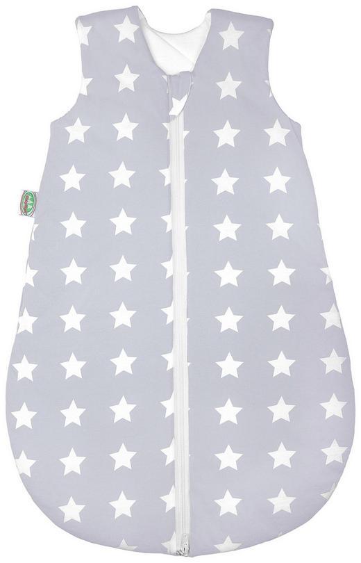 BABYSCHLAFSACK - Silberfarben, Basics, Textil (70cm) - Odenwälder