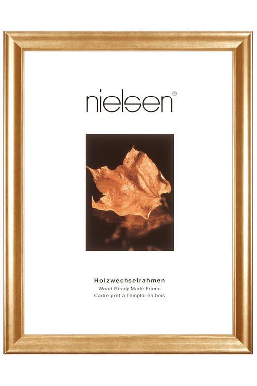 BILDERRAHMEN  Goldfarben - Goldfarben, Basics, Holz (24/30cm)