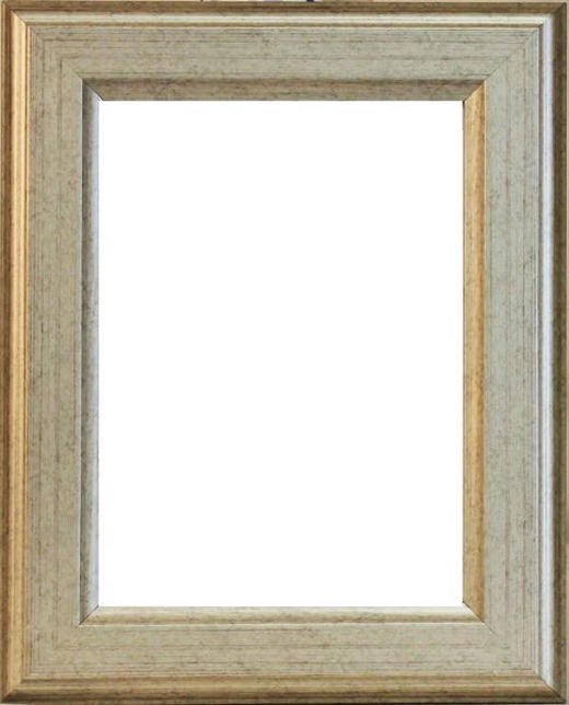 BILDERRAHMEN in Silberfarben - Silberfarben, Basics, Holz (36/27/1.8cm)