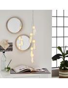 LED-DEKOLEUCHTE   - Transparent, Trend, Kunststoff (70cm) - X-Mas