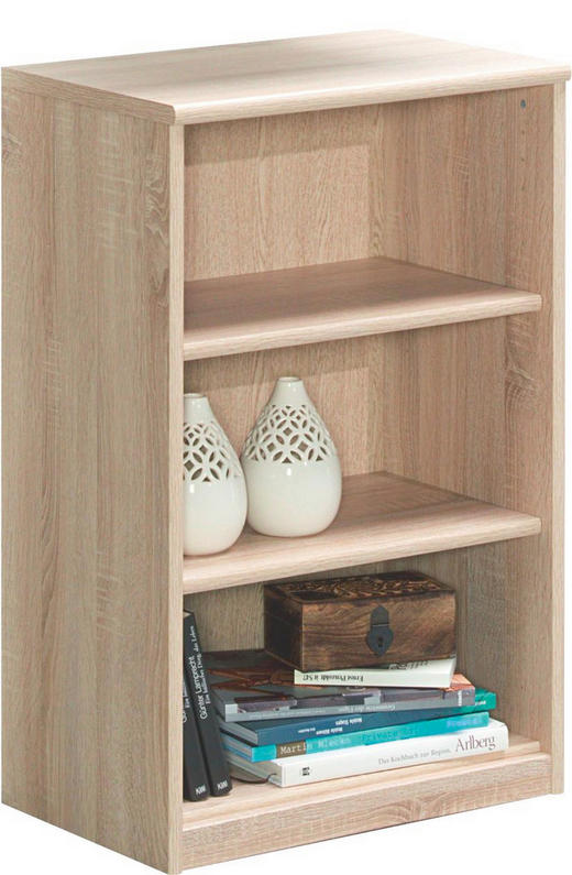 REGAL Eichefarben - Eichefarben, Design, Holzwerkstoff (55/84/36cm) - CS SCHMAL