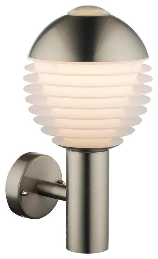 LED-AUßENLEUCHTE - Design, Kunststoff/Metall (15/28,2cm)