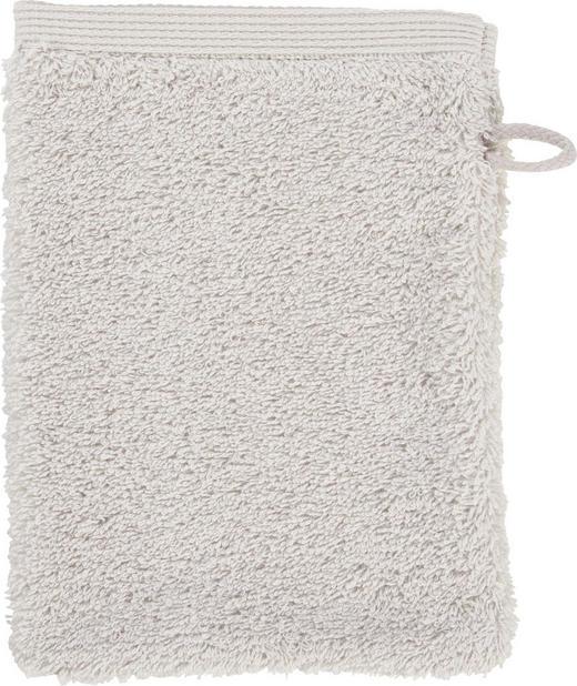WASCHHANDSCHUH  Hellgrau - Hellgrau, KONVENTIONELL, Textil (22/16cm) - Vossen