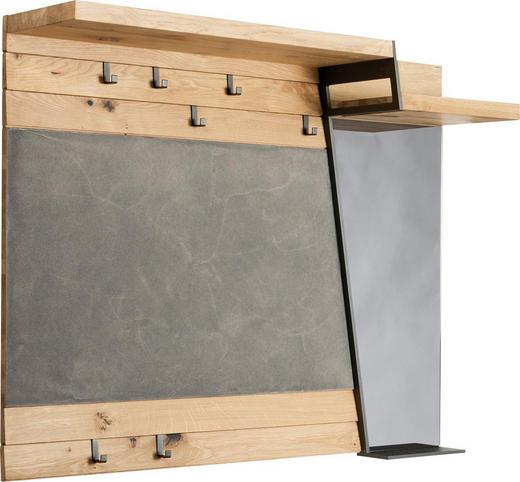 Garderobenpaneel Eiche Furniert Mehrschichtige Massivholzplatte