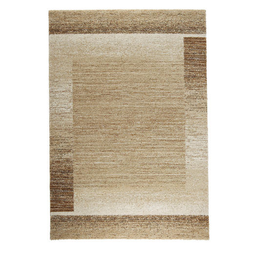 WEBTEPPICH  67/130 cm  Sandfarben - Sandfarben, Basics, Textil (67/130cm) - Novel