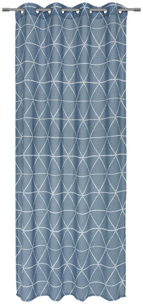 ÖLJETTLÄNGD - petrol, Design, textil (135/245cm) - Esposa