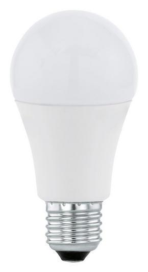 LED - vit, Basics, glas (12cm) - Homeware