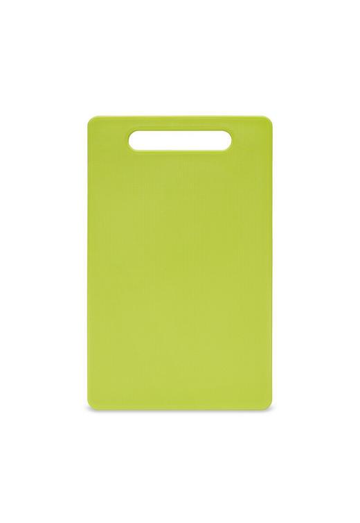 SCHNEIDEBRETT 24/15/0,6 cm - Grün, Basics, Kunststoff (24/15/0,6cm) - HOMEWARE