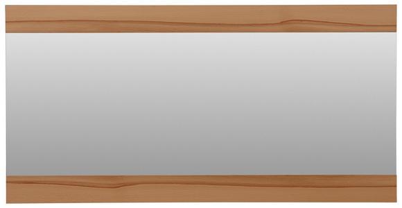 SPIEGEL 119/60/2 cm  - Buchefarben, Design, Glas/Holz (119/60/2cm) - Dieter Knoll