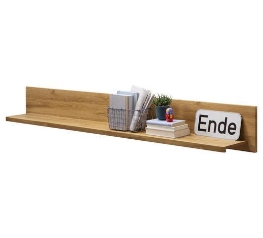 WANDBOARD Eichefarben - Eichefarben, Design (195/24cm) - SetOne by Musterring