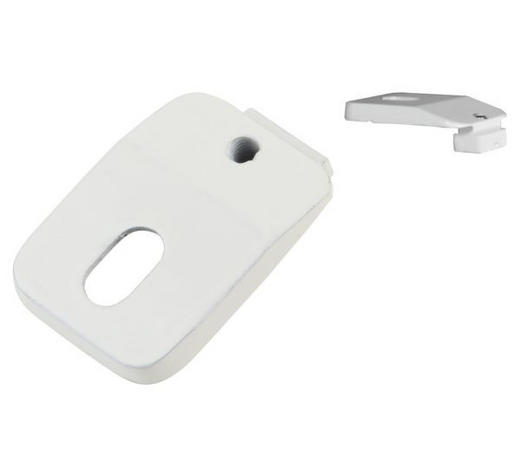 TRÄGER - Weiß, Basics, Metall (2/3cm) - Homeware