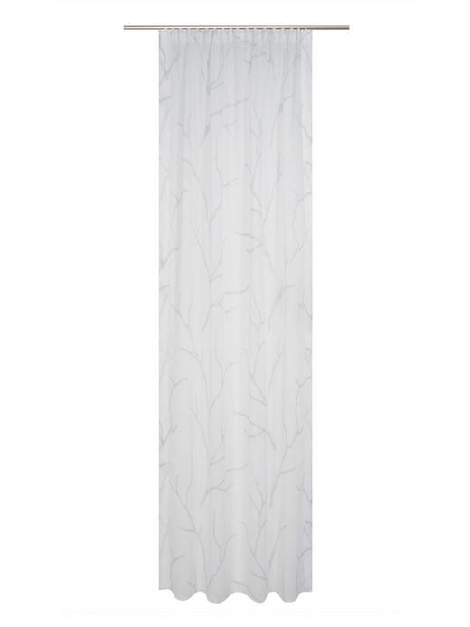 STORE - Weiß/Grau, Design, Textil (300cm) - Esposa