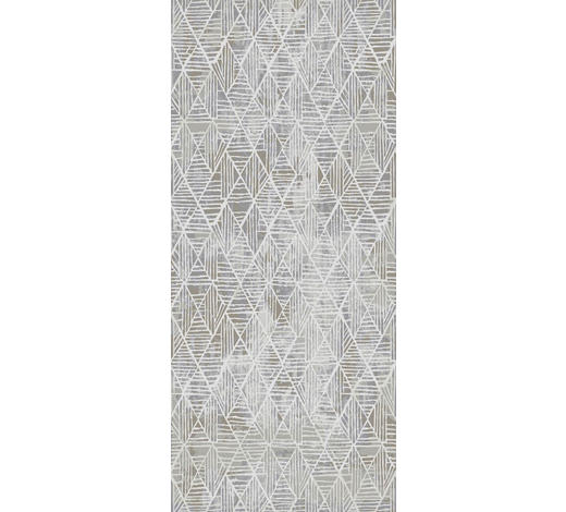 TKANÝ KOBEREC, 160/230 cm, bílá, béžová - bílá/béžová, Design, textil/přírodní materiály (160/230cm) - Novel