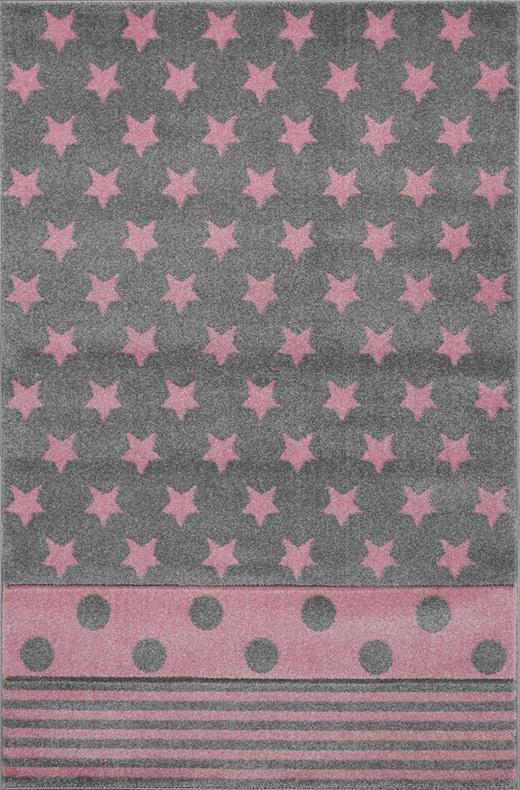 KINDERTEPPICH  160/230 cm  Grau - Grau, Basics, Textil (160/230cm)