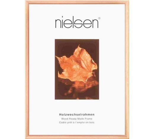 BILDERRAHMEN  Goldfarben  - Goldfarben, Basics, Holz (10/15cm) - Nielsen