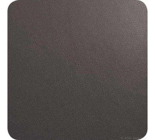 GLASUNTERSETZER Kunststoff Grau 10/10 cm  - Grau, Basics, Kunststoff (10/10cm) - ASA