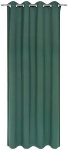 ÖSENVORHANG black-out (lichtundurchlässig) - Grün, Basics, Textil (140/245cm) - Esposa