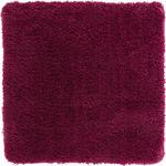 BADEMATTE  50/50 cm  Lila   - Lila, Basics, Naturmaterialien/Textil (50/50cm) - Esposa