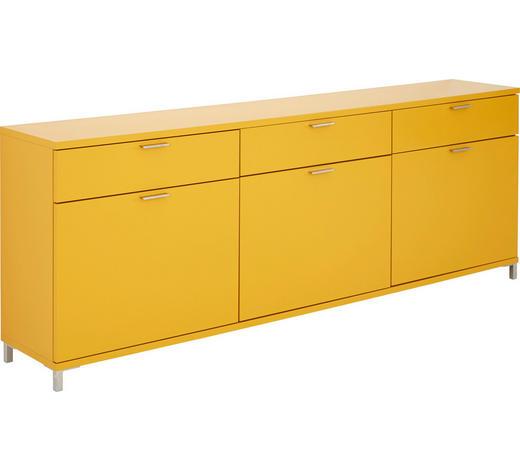 SIDEBOARD in Gelb online kaufen ➤ XXXLutz