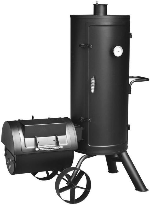SMOKER ORENDA AY 319 - Schwarz, KONVENTIONELL, Metall (102/67/145cm)