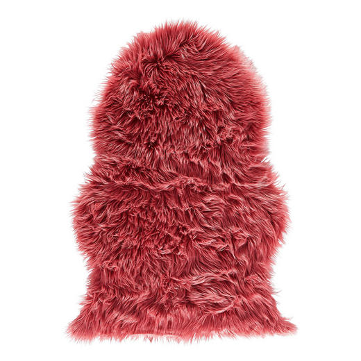 Schaffellimitat  60/90 cm  Pink - Pink, Basics, Textil (60/90cm) - Ambia Home