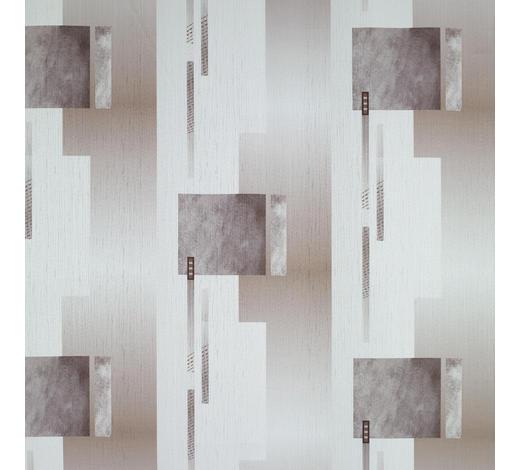 VORHANGSTOFF per lfm blickdicht - Grau, KONVENTIONELL, Textil (140cm) - Esposa