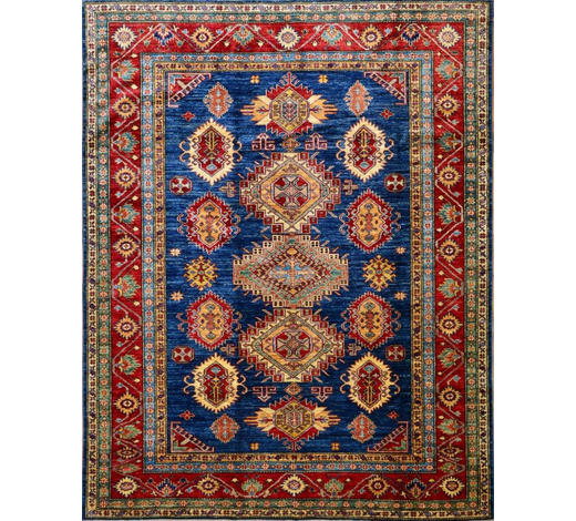 ORIENTTEPPICH 250/300 cm - Blau/Multicolor, LIFESTYLE, Weitere Naturmaterialien (250/300cm) - Esposa