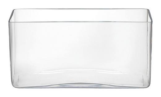 VASE 15 cm - Klar, Basics, Glas (15cm)