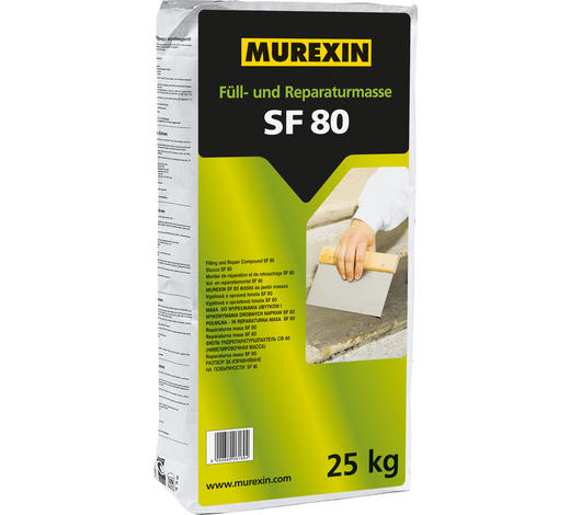 SPACHTELMASSE - Basics (25kg) - Murexin