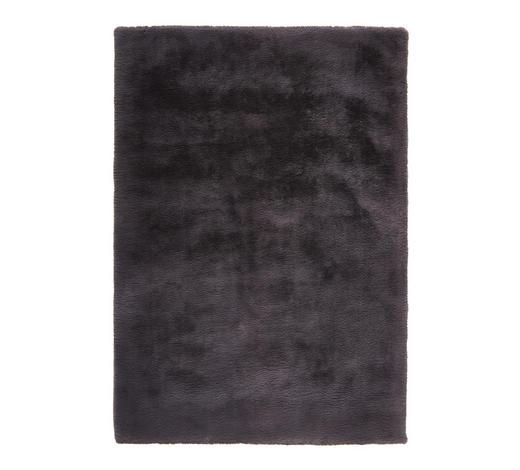 HOCHFLORTEPPICH - Anthrazit, KONVENTIONELL, Textil (160/230cm) - Novel