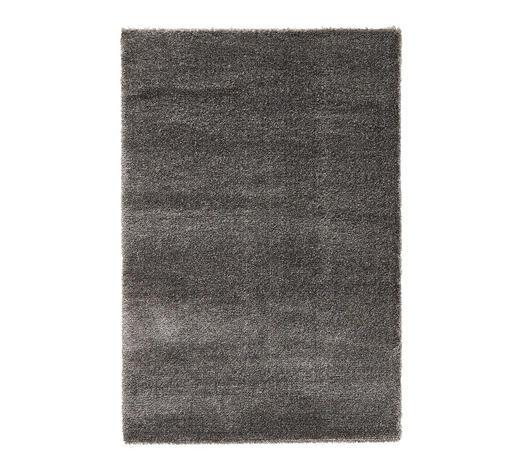 HOCHFLORTEPPICH  160/230 cm   Anthrazit   - Anthrazit, Basics, Textil (160/230cm) - Novel