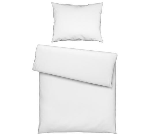 BETTWÄSCHE 140/200 cm  - Weiß, Natur, Textil (140/200cm) - Ambiente