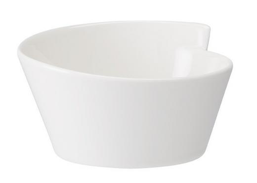 SCHÜSSEL Keramik Porzellan - Weiß, Basics, Keramik (3l) - Villeroy & Boch