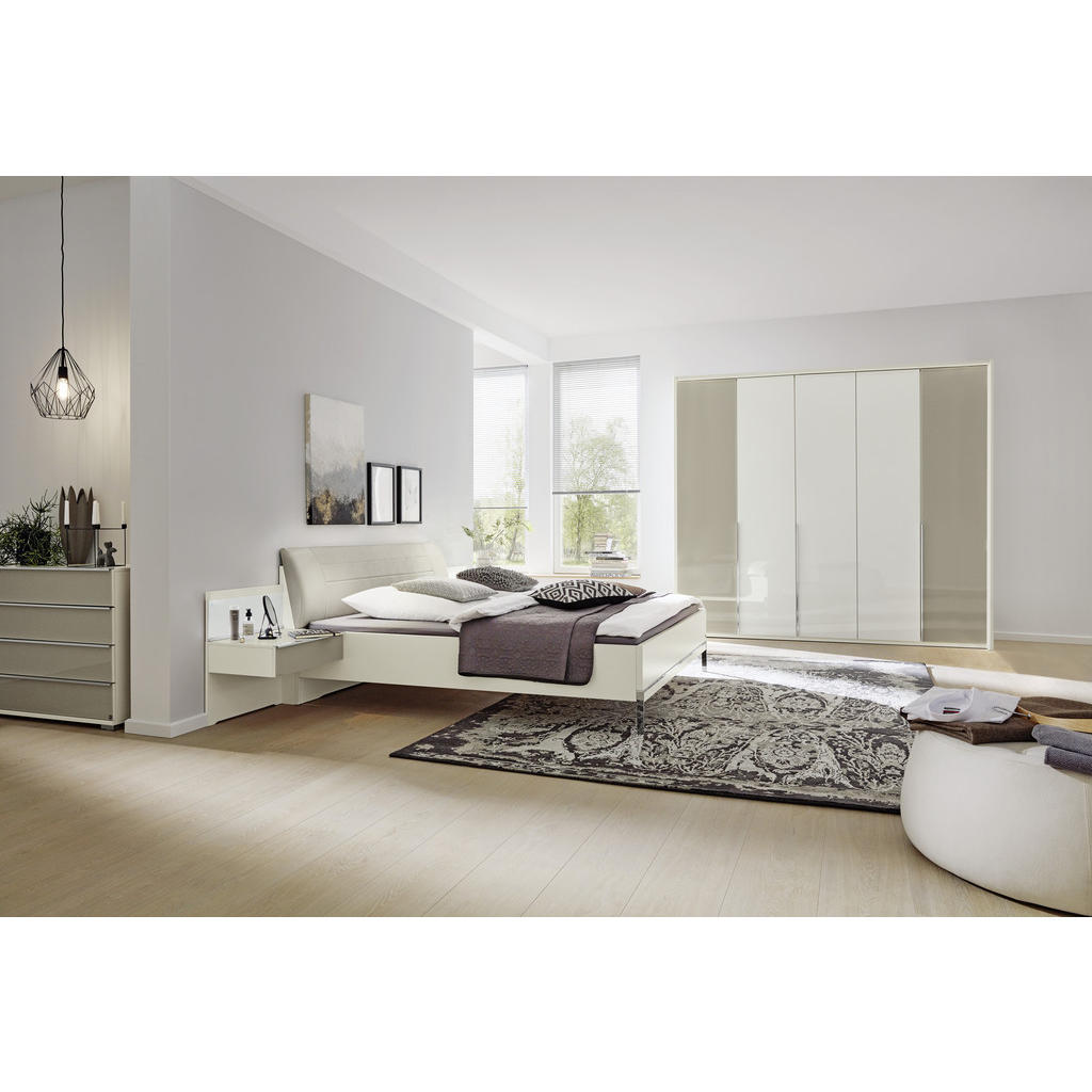 Musterring Schlafzimmer grau