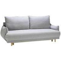 BÄDDSOFFA - grå, Design, trä/textil (225/92/100cm) - Carryhome