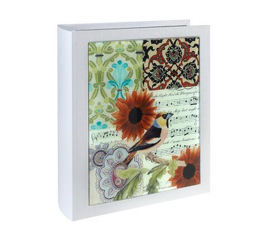 BÜCHERBOX 35/9/27 cm - Multicolor, Basics, Holz/Kunststoff (35/9/27cm) - Ambia Home