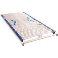 Lattenrost90/200 cmBirke,Schichtholz - Birkefarben/Weiß, Basics, Holz (90/200cm) - Hom`in