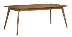 MATBORD - ekfärgad, Design, trä (190/90/75cm) - Rowico