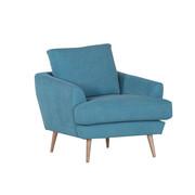 FOTELJ  tekstil - naravna, Design, tekstil (85/66/85cm)