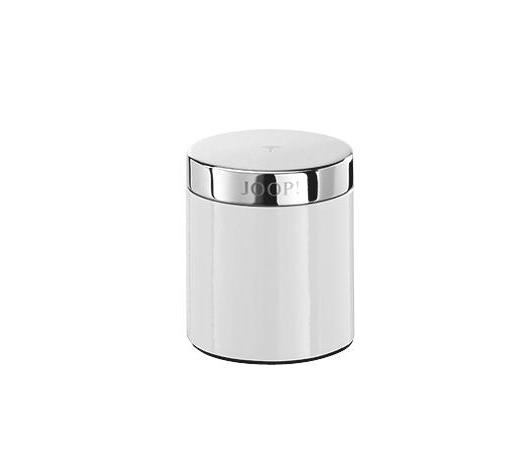 DOSE - Chromfarben/Silberfarben, Basics, Metall (10/10,5cm) - Joop!
