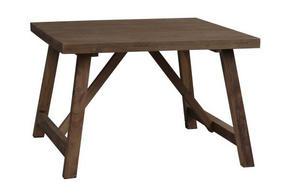 SOFFBORD - brun/grå, Trend, trä (80/53/80cm) - Rowico