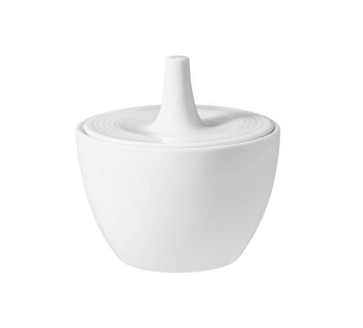 ZUCKERDOSE - Weiß, Basics, Keramik (10/9,9cm) - Seltmann Weiden